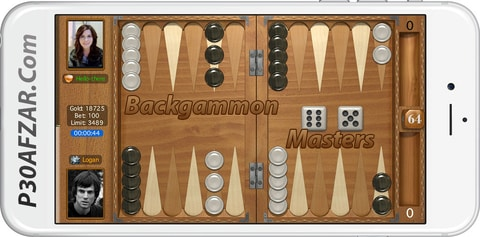 Backgammon Masters - تخته نرد