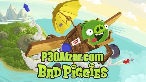 Bad Piggies HD - خوک های بد