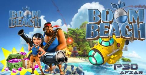 بازی Boom Beach