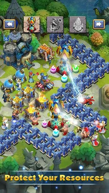 Castle Clash Guild Royale3