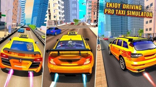بازی مسافرکشی با تاکسی