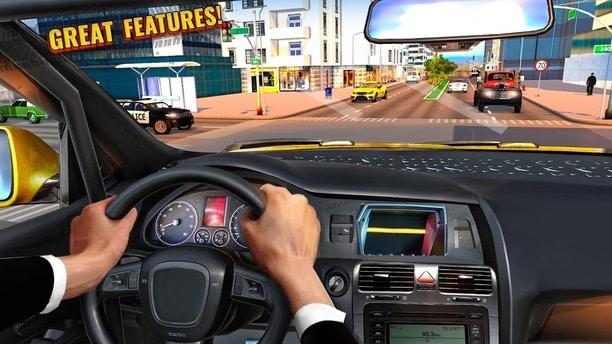دانلود بازی مسافرکشی با تاکسی