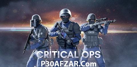 Critical Ops - کریتیکال اوپس