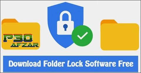 دانلود Folder Lock برای کامپیوتر