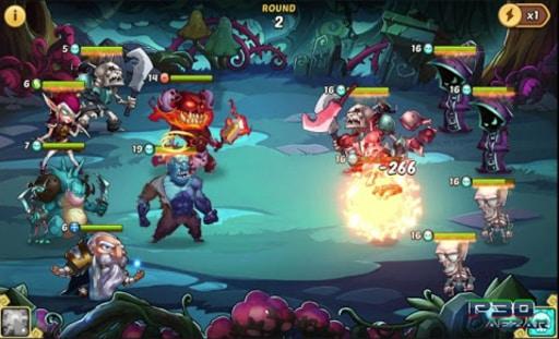 بازی Idle Heroes