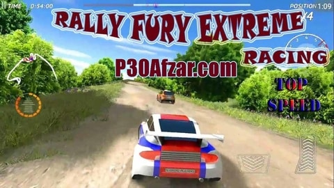Rally Fury - Extreme Racing - رالی فیوری