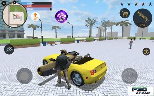 بازی شبیه به GTA