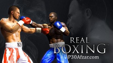دانلود بازی Real Boxing