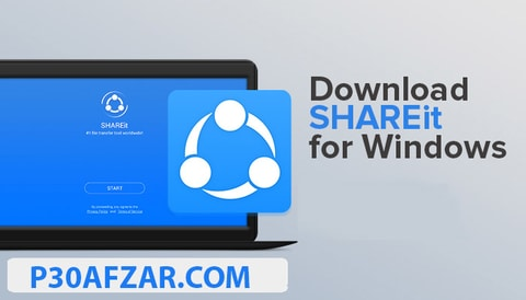 SHAREit for Pc - شریت ویندوز برای کامپیوتر