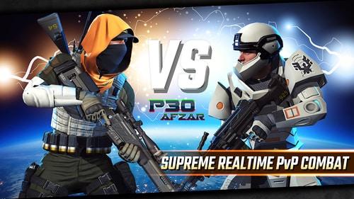 بازی Sniper Strike