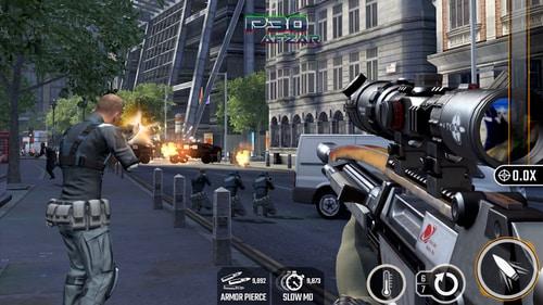 دانلود Sniper Strike