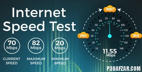 Speed test - اسپید تست