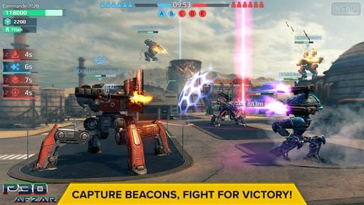 دانلود بازی ربات های جنگی