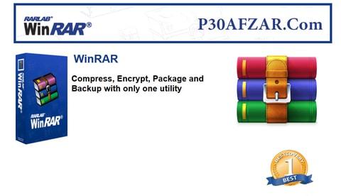 WinRAR - وین رر