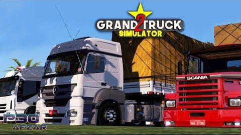 دانلود بازی Grand Truck Simulator 2