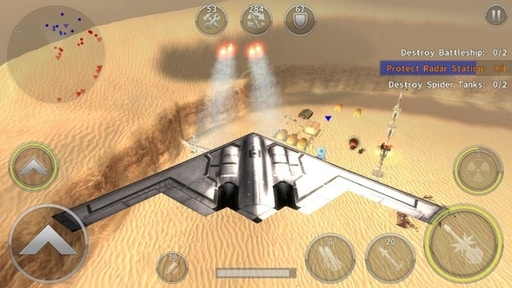 GUNSHIP BATTLE 1