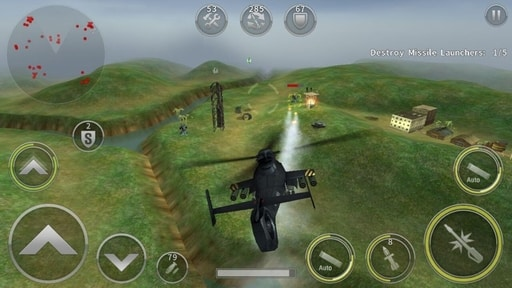 GUNSHIP BATTLE 3