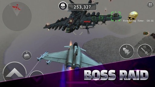 GUNSHIP BATTLE 4
