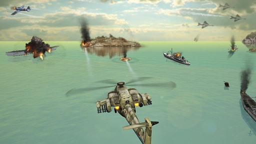 Gunship Strike 3D 3