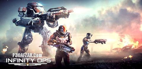 دانلود Infinity Ops: Online FPS