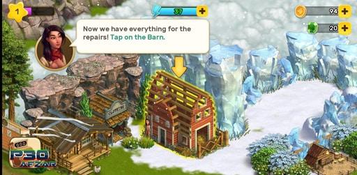 دانلود بازی klondike adventures برای اندروید