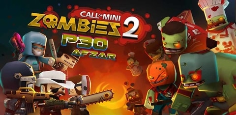 Call of Mini Zombies 2 - مینی زامبی ها