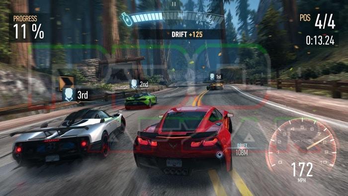 بازی جنون سرعت: بدون محدودیت 2