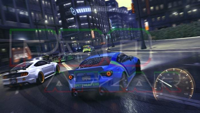 بازی جنون سرعت: بدون محدودیت 3