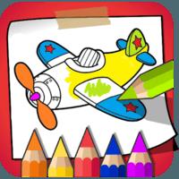 دانبود بازی Coloring Book - Kids Paint