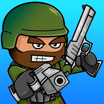 دانلود بازی Mini Militia Doodle Army 2