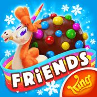 دانلود بازی Candy Crush Friends Saga کندی کراش